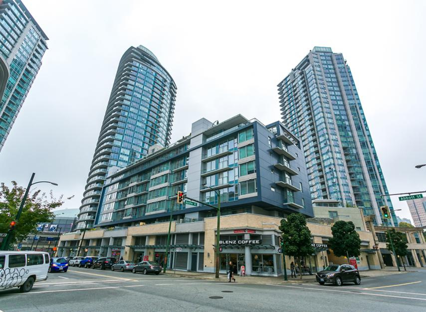 #802 - 633 Abbott Street, Downtown VW, Vancouver West