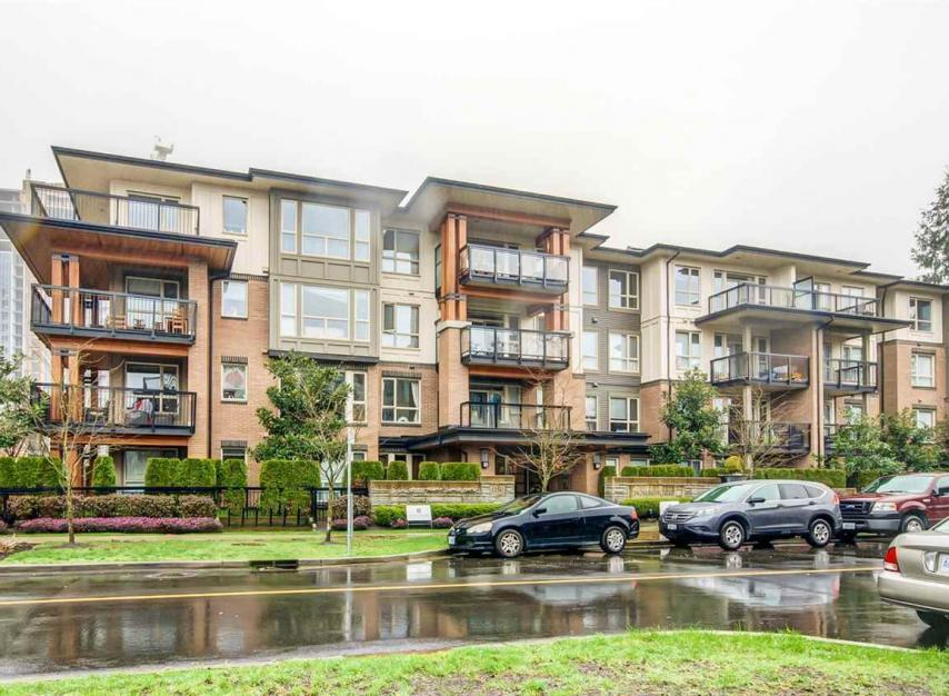 #407 - 1150 Kensal Place, New Horizons, Coquitlam