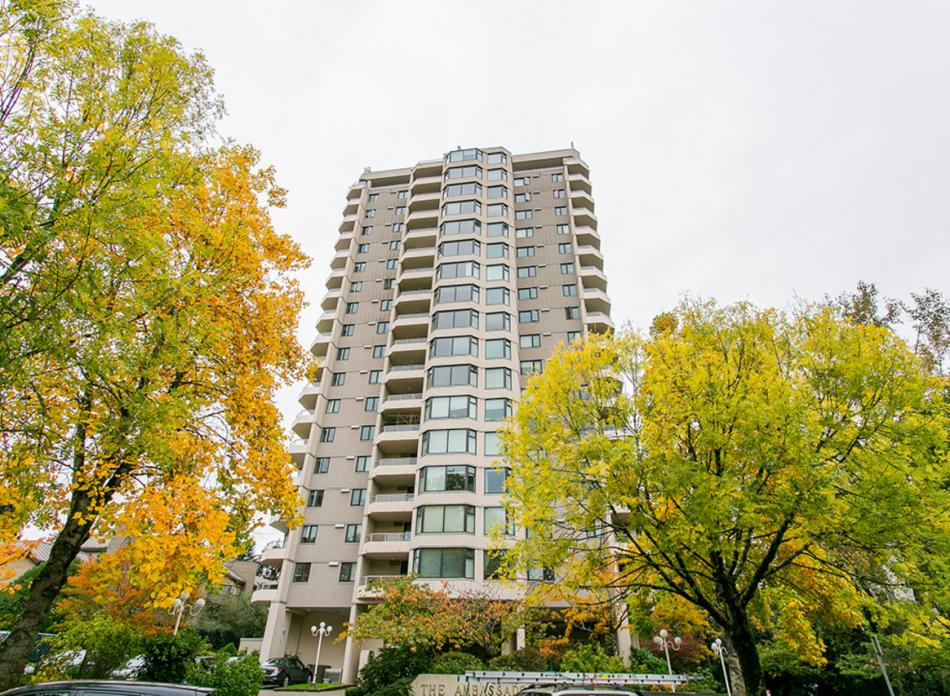 #1606 - 7321 Halifax Street, Simon Fraser Univer., Burnaby North