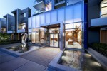 MET2-building-entry at 6538 Nelson Avenue, Metrotown, Burnaby South