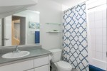 bsmt-bathroom at 4737 Cedarglen Place, Greentree Village, Burnaby South