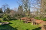 backyard at 1731 Harbour Drive, Harbour Chines, Coquitlam