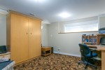 bdrm-down at 1731 Harbour Drive, Harbour Chines, Coquitlam