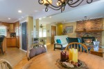 dining-living-foyer at 1731 Harbour Drive, Harbour Chines, Coquitlam