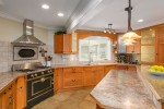kitchen at 1731 Harbour Drive, Harbour Chines, Coquitlam