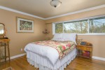 master-bdrm at 1731 Harbour Drive, Harbour Chines, Coquitlam