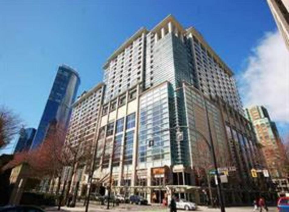 #1204 - 933 Hornby Street, Downtown VW, Vancouver West