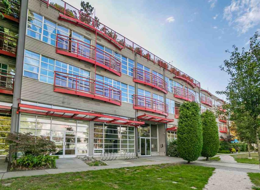 #323 - 350 East 2nd Avenue, Mount Pleasant VE, Vancouver East