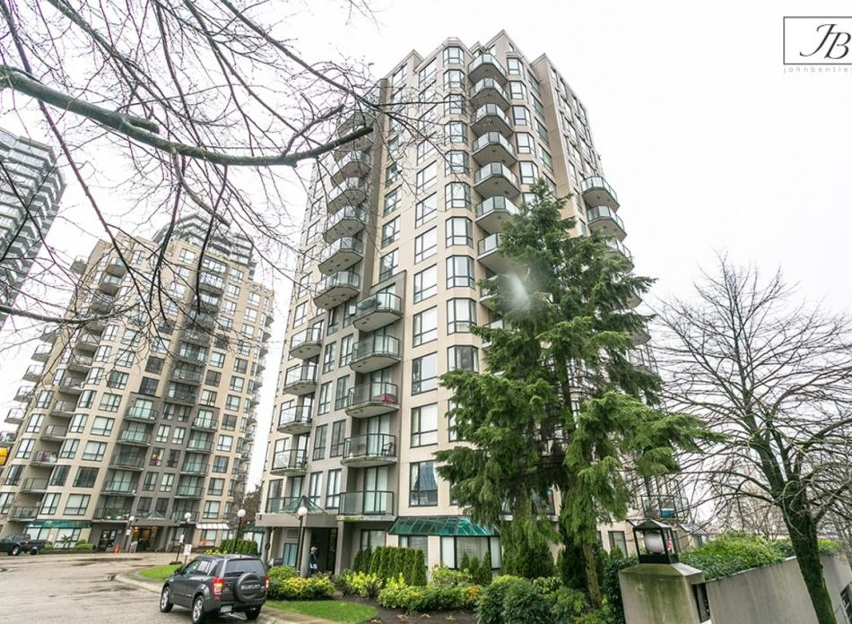#1003 - 838 Agnes Street, Downtown NW, New Westminster