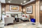 lobby at #407 - 1150 Kensal Place, New Horizons, Coquitlam