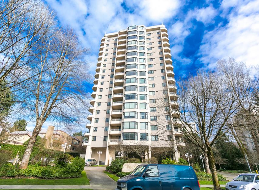 #1201 - 7321 Halifax Street, Simon Fraser Univer., Burnaby North