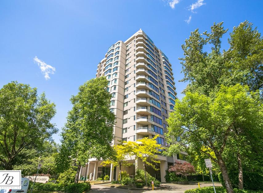 #1101 - 7321 Halifax Street, Simon Fraser Univer., Burnaby North