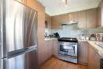 kitchen at #305 - 3105 Lincoln Avenue, New Horizons, Coquitlam