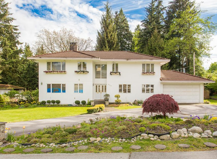 720 Anderson cresent, Sentinel Hill, West Vancouver