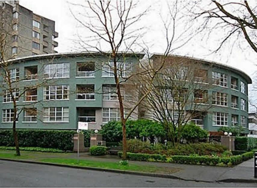#204 - 1705 Nelson Street, West End VW, Vancouver West