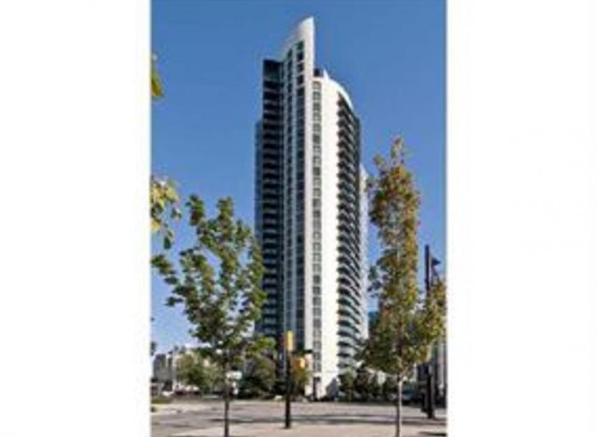 #1907 - 501 Pacific Street, Downtown VW, Vancouver West